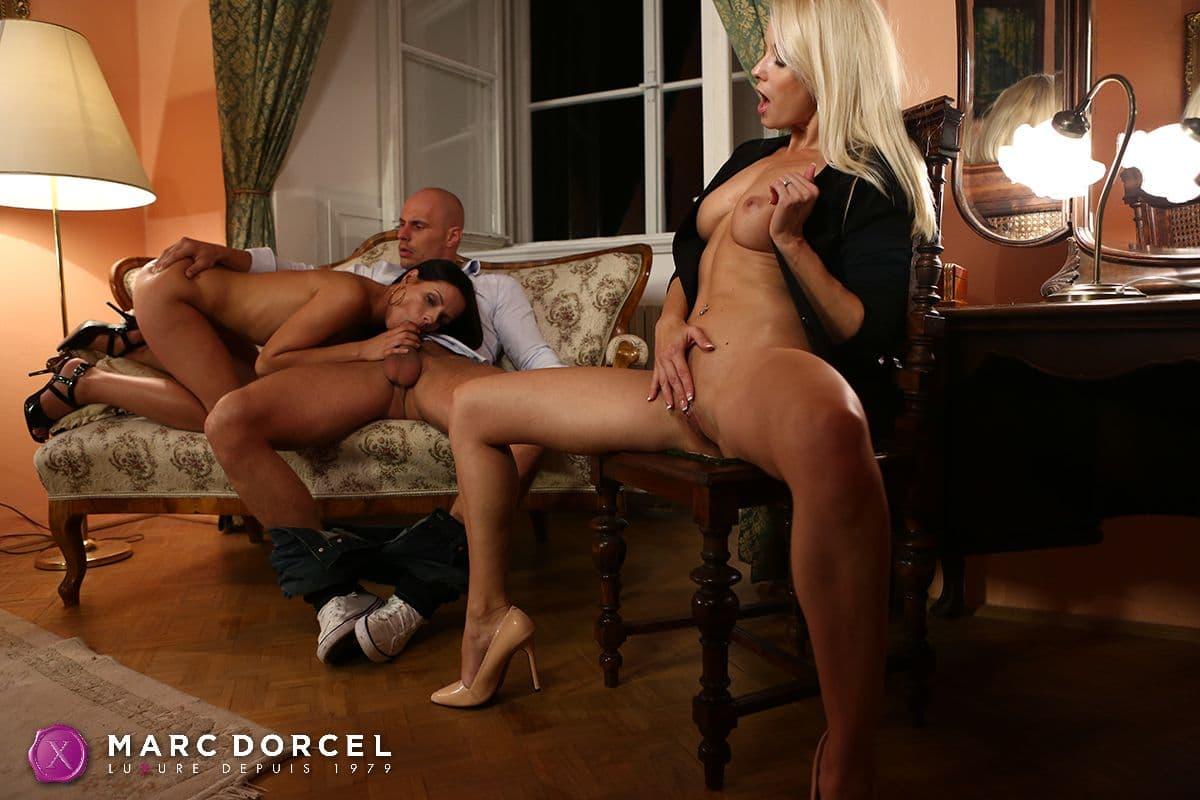 Comment Je Suis Devenue Esclave Sexuelle – Marc Dorcel