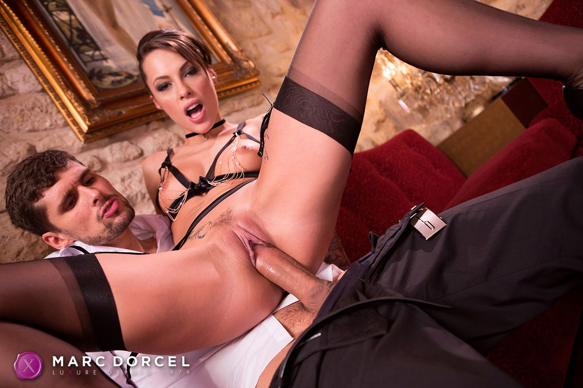 Megan Escorte De Luxe – Marc Dorcel