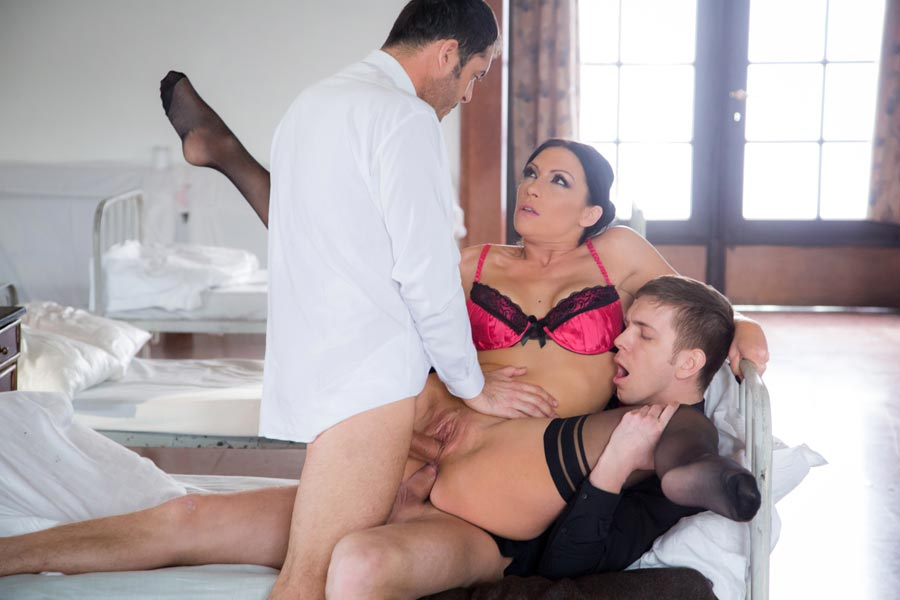 baise anal escortes