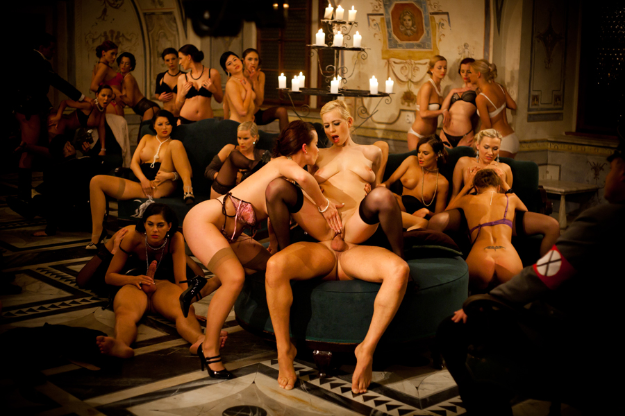 Orgy Anthology – Marc Dorcel