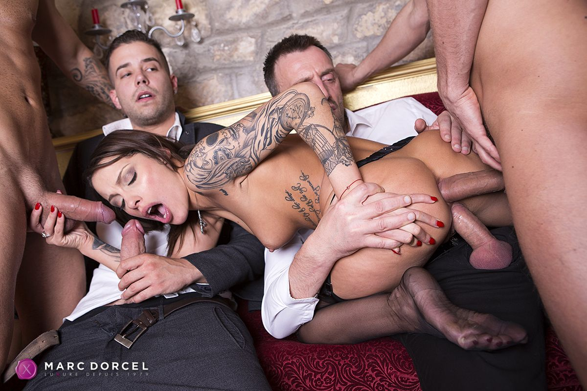 Pornochic 27 – Superstars – Marc Dorcel
