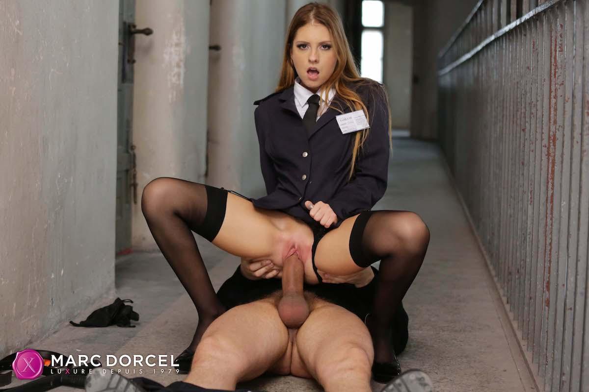 Rebecca Volpetti s'offre un gardien